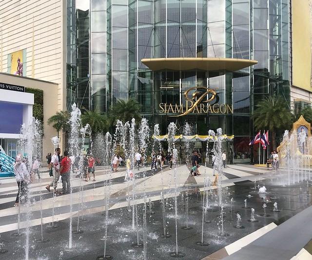 Siam Paragon, Siam Square, Bangkok, Thailand