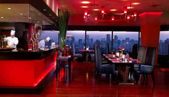 Photo of Rib Room and Bar at Landmark Hotel in Bangkok, Thailand