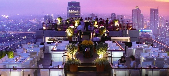 Photo of Vertigo and Moon Bar, The Banyan Tree Hotel, Bangkok, Thailand