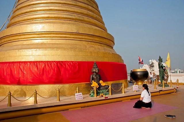 Wat Saket (Golden Mount), Bangkok, Thailand