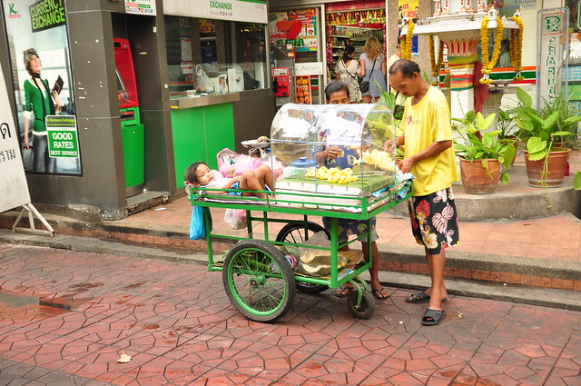 Banglamphu, Bangkok