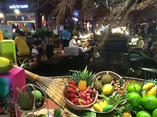 Fruit, ICONSIAM, Bangkok, Thailand