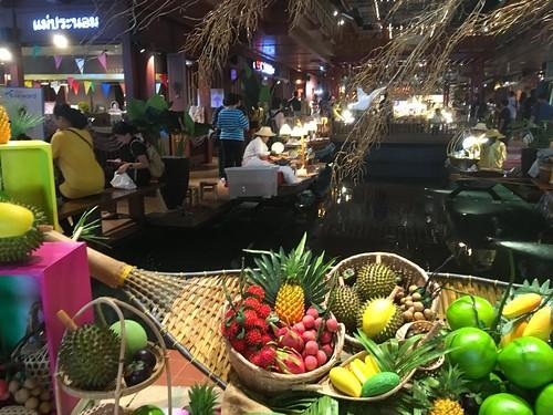 Fruit, ICONSIAM, Bangkok, Thailand