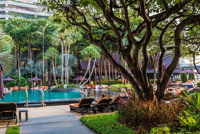 Shangri-La Hotel, Riverside, Bangkok, Thailand