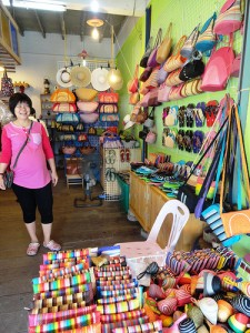 Amphawa Market, a Shop
