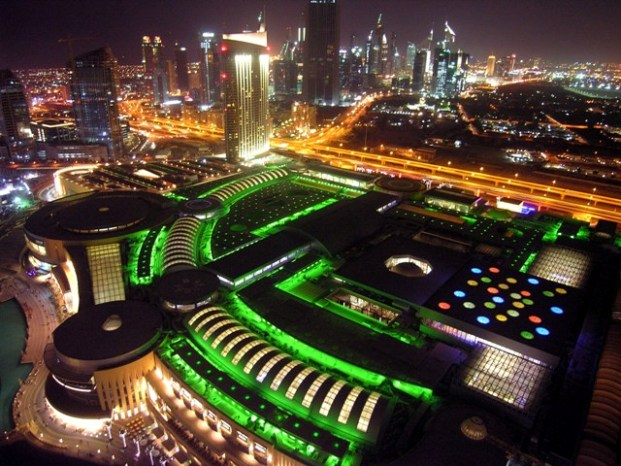 Photo of Dubai Mall at Night