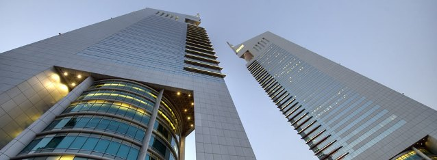 A Photo of Jumeirah Emirates Towers in Dubai, UAE
