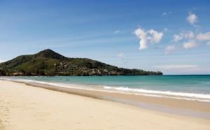 A Shot of Kamala Beach in Phuket