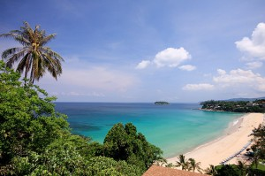 A Shot of Kata Noi Beach in Phuket