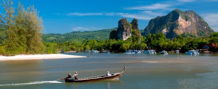 Photo of Ao Nopphara Thara, near Ao Nang, Krabi