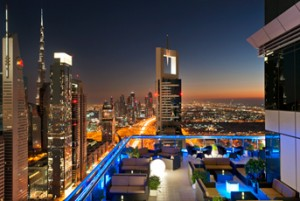 Photo of Level 43 Rooftop Lounge at Four Points Sheraton on Sheikh Zayed Road