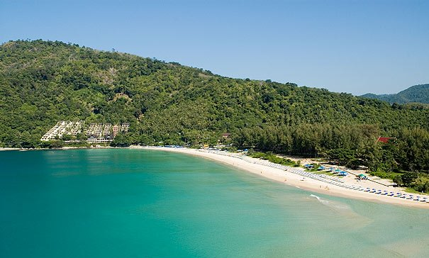 A Great Shot of Nai Harn Beach in Phuket