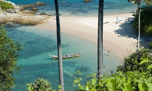 A Great Shot of Ya Nui Beach in Southern Phuket