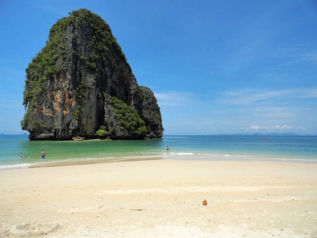 A Photo of Phra Nang Beach, Krabi, Thailand