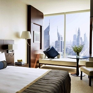 A Photo of a Standard Room at Hotel Nassima (ex Radisson) Royal Dubai on Sheikh Zayed Road