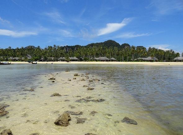 Phi Phi Island East Coast