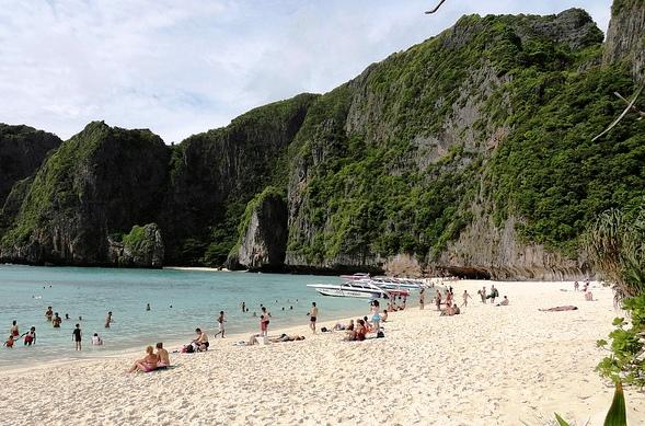 Maya Bay, Phi Phi Leh, Phi Phi Island