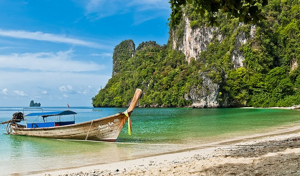 Guida ai Trasporti a Krabi e da Krabi a Railay, Phi Phi Island, Koh Lanta, Phuket, Surat Thani, Samui e Koh Phangan