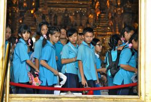 Children in Bangkok