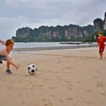 <b>Viaggio in Thailandia con i Bambini. Da Krabi a Phi Phi Island. Parte II.</b>