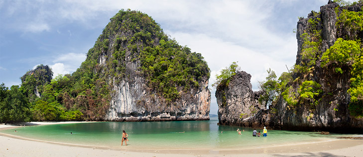 A Shot of Hong Island in Krabi, Thailand