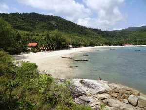 A View of Koh Phangan, Tong Nai Pan Yai Beach