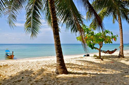 Easy Life, Bamboo Island, Phi Phi Island, Thailand