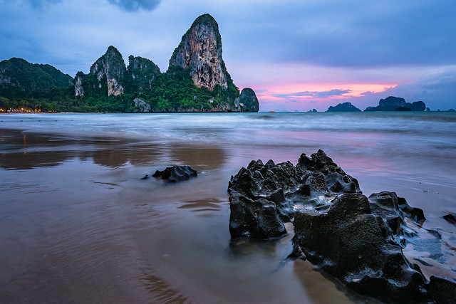 Three Days at Railay Beach. And NO Need to Leave this Wonderful Place. This is Krabi, Thailand