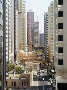 Photo of Abu Dhabi from Souq at Central Market