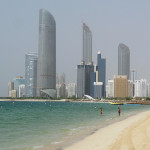 <b>Abu Dhabi. I Trasporti dall'Aeroporto ed in Città. I Bus per Dubai.</b>