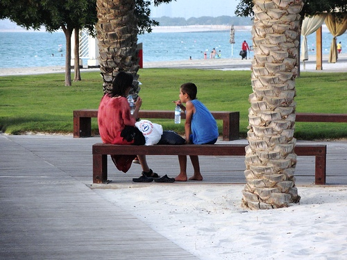 Photo of Public Beach Park, Corniche, Abu Dhabi, UAE