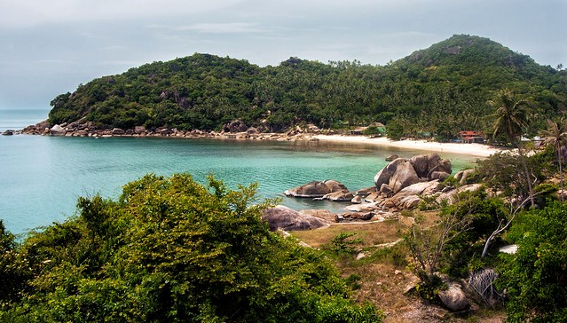 Crystal Bay, Koh Samui, Thailand