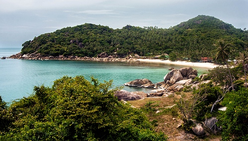 Crystal Bay, Koh Samui