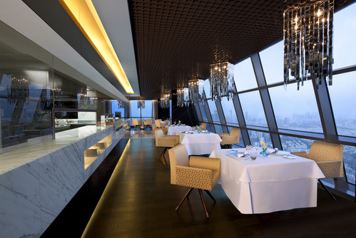A Photo of Ray's Grill, Jumeirah at Etihad Towers, Abu Dhabi, UAE