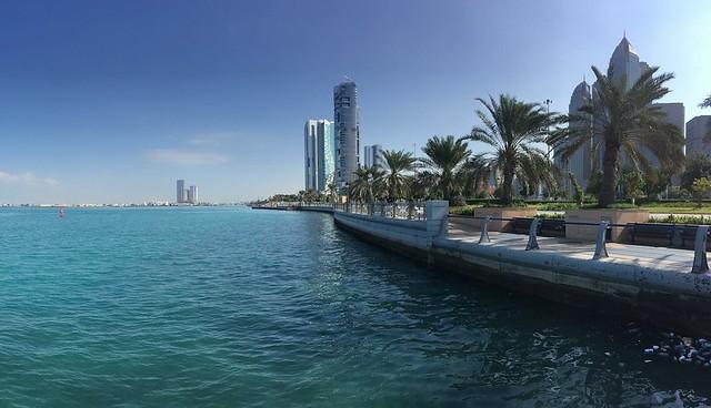 Corniche, Abu Dhabi