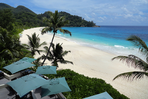 A Photo of Anse Intendance, The Banyan Tree Seychelles