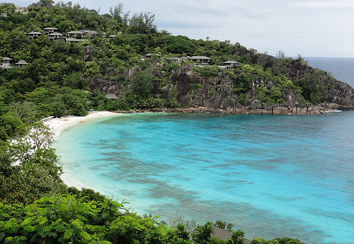 A Photo of Petite Anse, Mahé, Seychelles