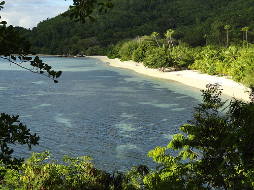 Photo of Sainte Anne Island, Seychelles
