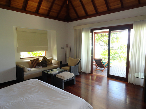 Photo of a Villa at Labriz Hilton, Silhouette Island, Seychelles