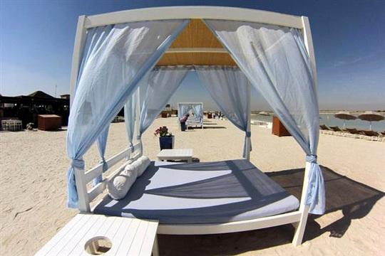 Yas Beach, Yas Island, Abu Dhabi, UAE