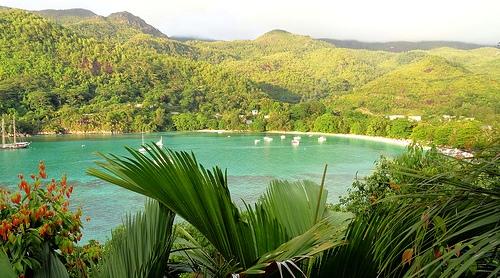 Port Launay Marine Park, Mahé Island