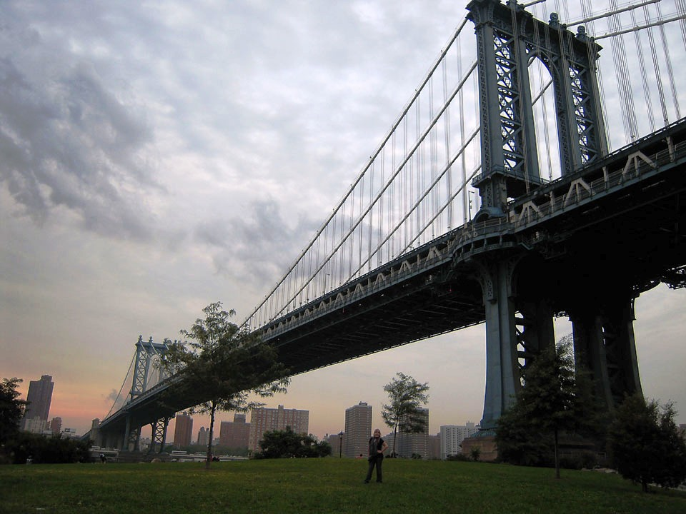 Photo of Manhattan Bridge, New York