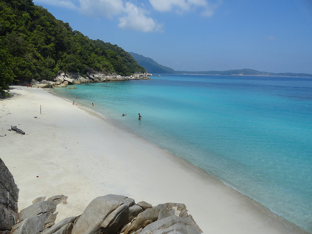 A Photo of Turtle Bay in Perhentian Islands, End of August