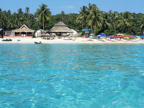 A Picture of Long Beach, Perhentian Kecil