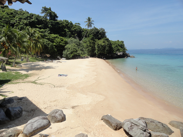 Picture of Mira Beach, Perhentian Kecil, Malaysia