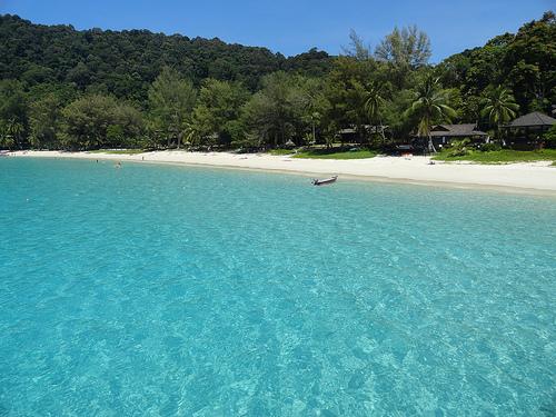 A Picture of PIR Beach, Perhentian Besar