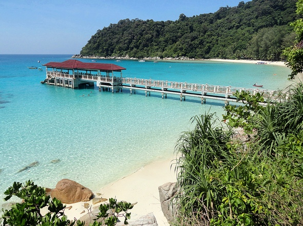 Guida alle Isole Perhentian: le Spiagge Più Belle Dove Alloggiare