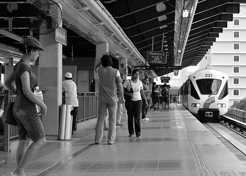 Photo of Pasar Seni LRT Station, Kuala Lumpur