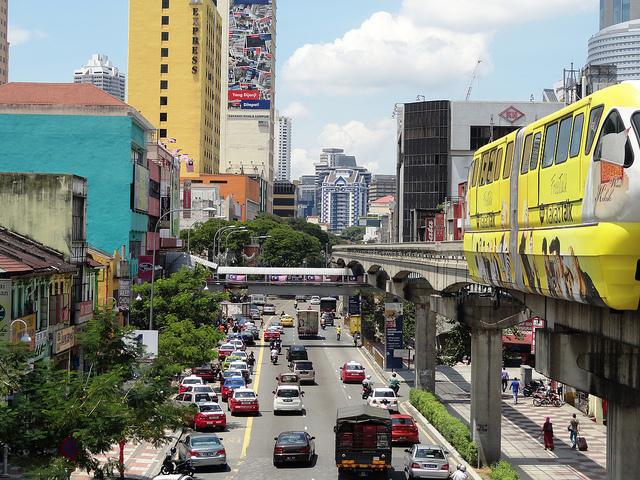 Kuala Lumpur. I Trasporti: Come Utilizzare Taxi, Metropolitana, Monorail, Treni e Bus