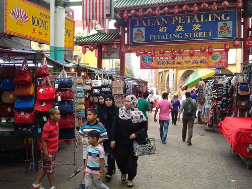 Photo of Jalan Petaling, Chinatown, Kuala Lumpur, Malaysia
